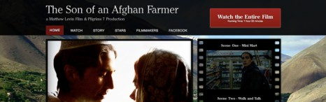 The Son of an Afghan Farmer